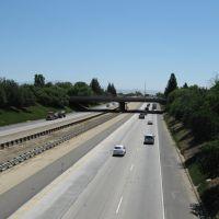Highway 58, bakersfield, CA, Бакерсфилд