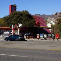 2013, A Local Burger Spot, Барбэнк