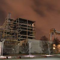 Burbank power plant, Барбэнк