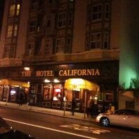 Hotel California, Барлингейм