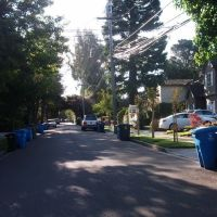 Walnut Avenue, Burlingame, CA, Барлингейм