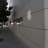 Apple Store, Burlingame Avenue, Burlingame CA, Барлингейм