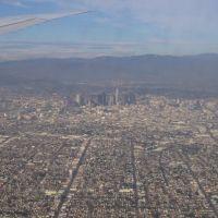 Anflug auf LAX, Белл