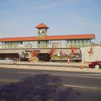 Belmont CalTrain Station, Белмонт