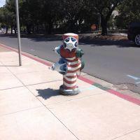 Belmont Fire Hydrant, Белмонт