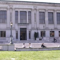 Doe library, Berkeley campus, Беркли