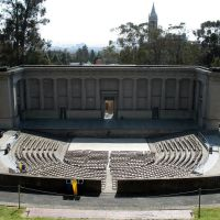 Hearst Greek Theatre, University of California, Berkeley, Беркли