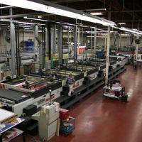 Large Format Screen Printing Presses, Буэна-Парк