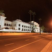 Ventura City Hall from across Poli Street, Вентура