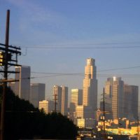 Los Angeles, Вернон