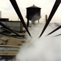 Paper mill (1)-Vernon, CA, Вернон