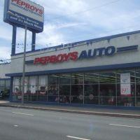 Pepboys Auto Parts and Repair Center, Вестминстер