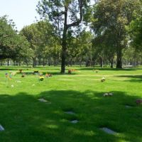 Westminster Memorial Park A, Вестминстер