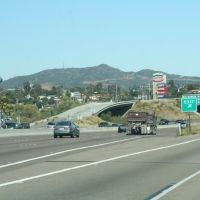 Vista Village Drive exit, Виста