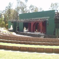 Moonlight Amphitheatre Stage, Виста