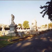 St. Josephs Cemetery (adjacent to the Woodland Cemetery), Вудленд
