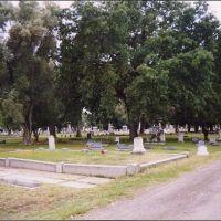 Woodland Cemetery, Вудленд