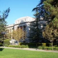 Yolo County Courthouse, Woodland, California, Вудленд