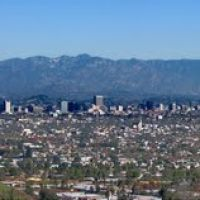 Los Angeles and Hollywood panorama, Вью-Парк