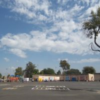 Baldwin Hills Magnet School Playground, Вью-Парк