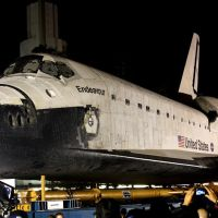 Space Shuttle Endeavor, Вью-Парк