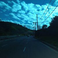 clouds nimbus, Вью-Парк