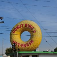 Big Donut, Гардена
