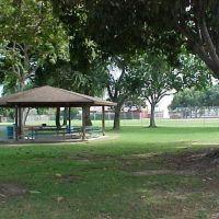 Thornburg Park, Гардена