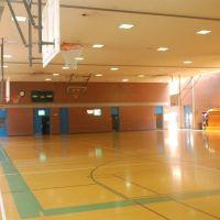 Rush Gymnasium, Гардена