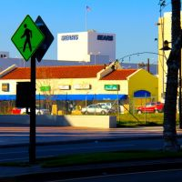 Sears and Mini Mall off Brand, Glendale, California, Глендейл