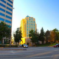 The Hilton Hotel, Glendale, CA, Глендейл