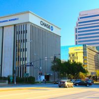 Office Buildings on Brand Blvd., Glendale, CA, Глендейл