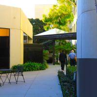 Side pedestrian alley off of Brand Blvd., Glendale, CA, Глендейл