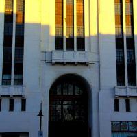 The old Masonic Temple on Brand Blvd., Glendale, CA, Глендейл