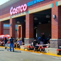 Costco, Los Feliz, Los Angeles, CA, Глендейл