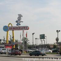 Oldest McDonalds restaurant, Дауни