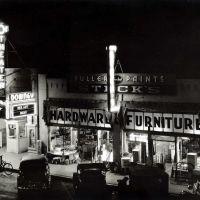 Downey, Ca. 1930s, Дауни