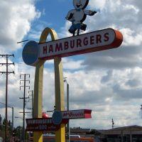 Historic Speedee McDonalds, Дауни