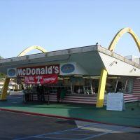 Historic McDonalds, Дауни