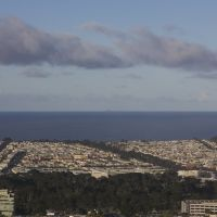 Daly City view form Pointe Pacific, Дейли-Сити
