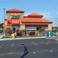 Carls Jr. Restaurant - 2434 Junipero Serra Blvd, Daly City, CA, Дейли-Сити