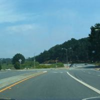 Corner Lake Merced Blvd. and John Muir Dr., Daly City, CA, Дейли-Сити