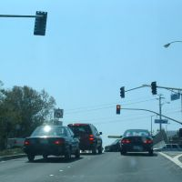 Corner of Sullivan Ave (southbound) and Eastmoor Ave., Daly City, CA, Дейли-Сити
