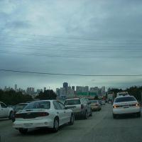 San Francisco Skyline From Interstate 280, Дейли-Сити
