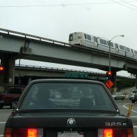 Bart Train, Дейли-Сити
