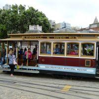 Het trammetje San Francisco, Дейли-Сити