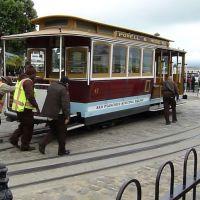Het trammetje San Fran, Дейли-Сити