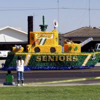 Hilmar High School Float, Дели