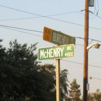 Mc Henry Roadsign, Дель-Ри