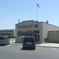 US Post Office Salida, CA, Дель-Ри